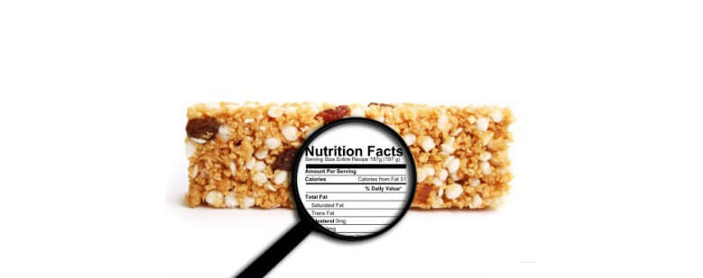 Granola Bars are mostly loaded with sugar, canola oil, and highly toxic fructose corn syrup.