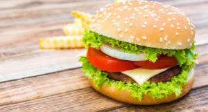 Asthma and Diet - avoid fastfood