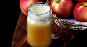GERD and air travel - have an apple juice
