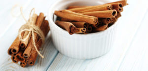 herbs that lower blood pressure Cinnamon