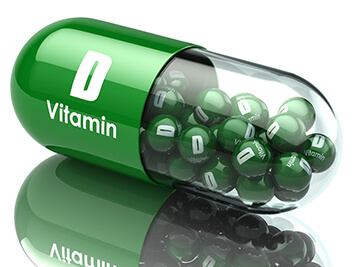 vitamin d and acid reflux