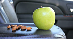 Acid reflux & Road - carry fruits, nuts etc
