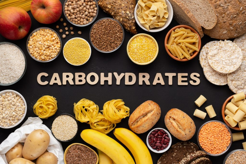 fertility diet meal carbohydrates